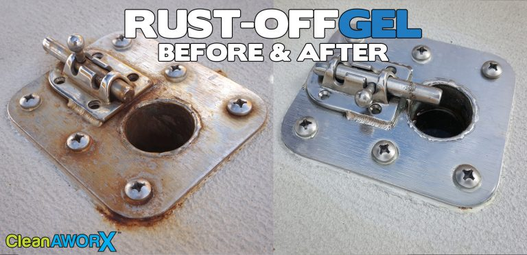RUST OFF GEL 650GM — CHOICE STAINLESS
