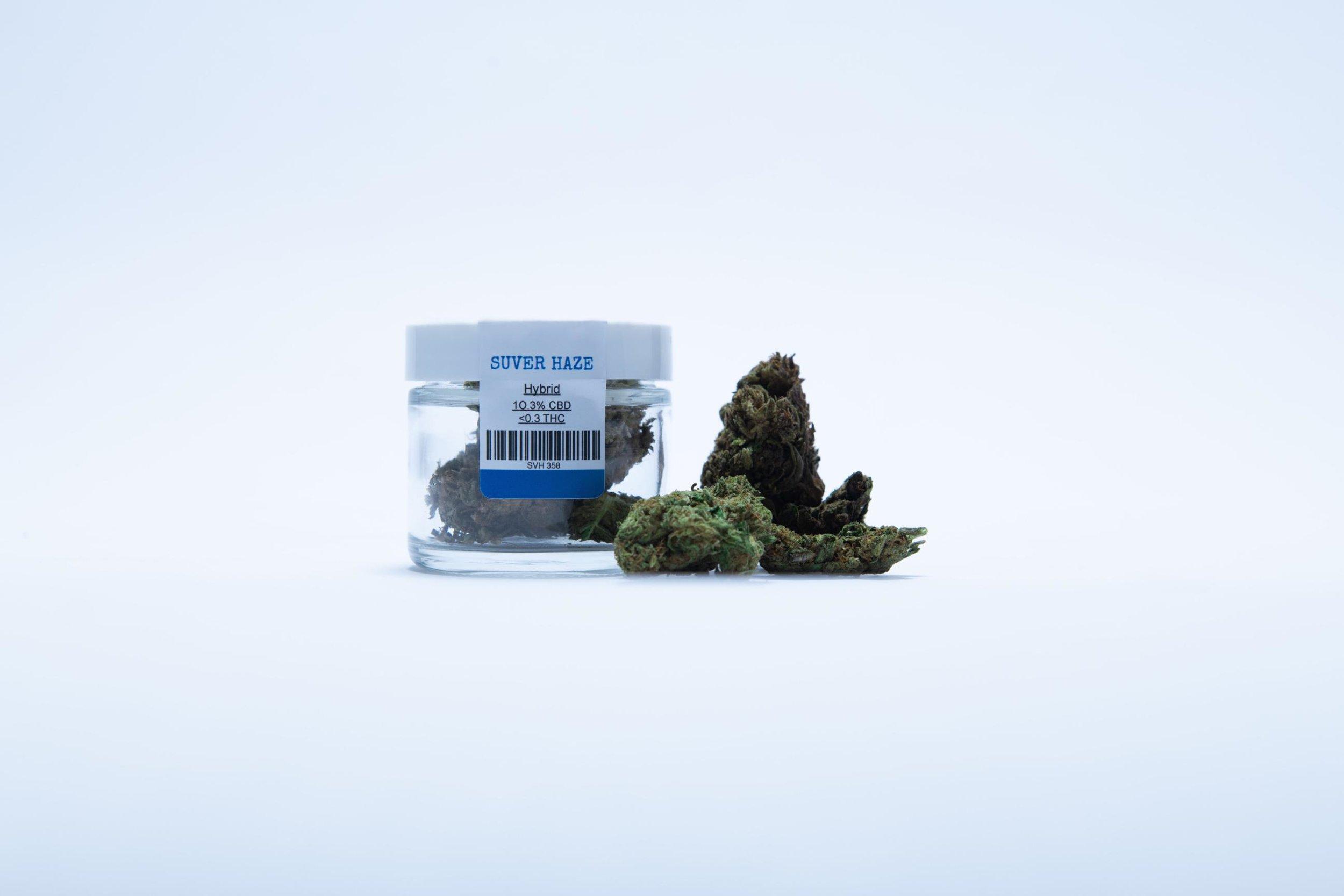 Hybrid Organic CBD Hemp Buds 3 5 Grams — greenpost