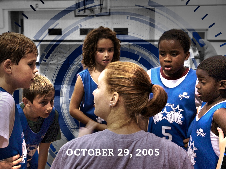 THE LEGACY OF OUR LEAGUE - In 1987, a small group of basketball parents founded the North St. Pete Youth Basketball league. A few years later with a little help from a certain NBA team, we became known as the Junior Magic.Then, in 2011 we adopted the mascot of a college basketball team dedicated to improving the lives of their student-athletes and the entire St. Petersburg community – the Eckerd College Tritons.
