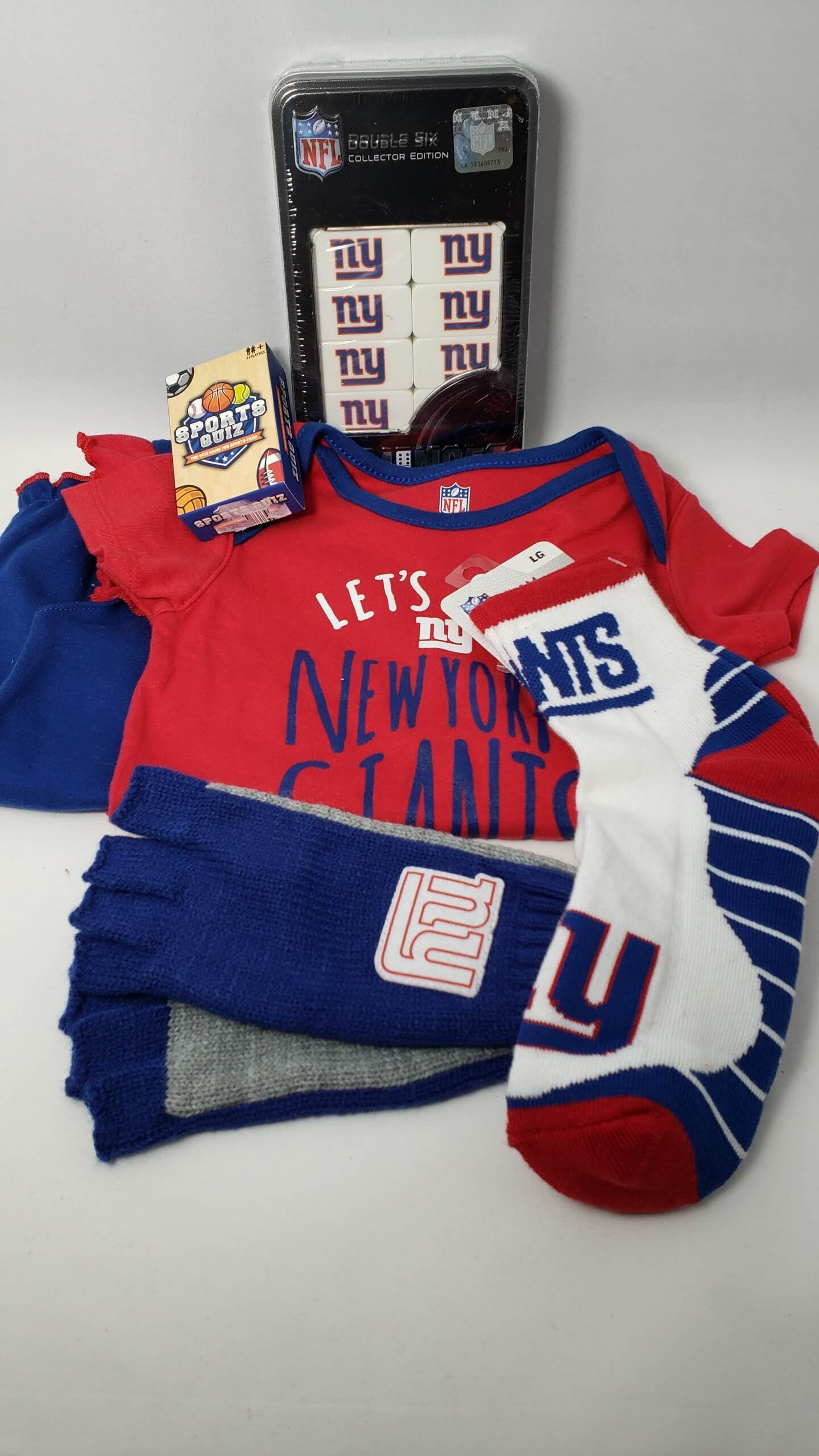 Ny Giants Family Gift Pack Personally Thoughtful