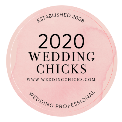 2020 婚礼Chicks - Featured 婚礼Planner