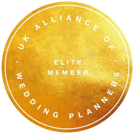 UK Alliace of 婚礼Planners - Elite Member