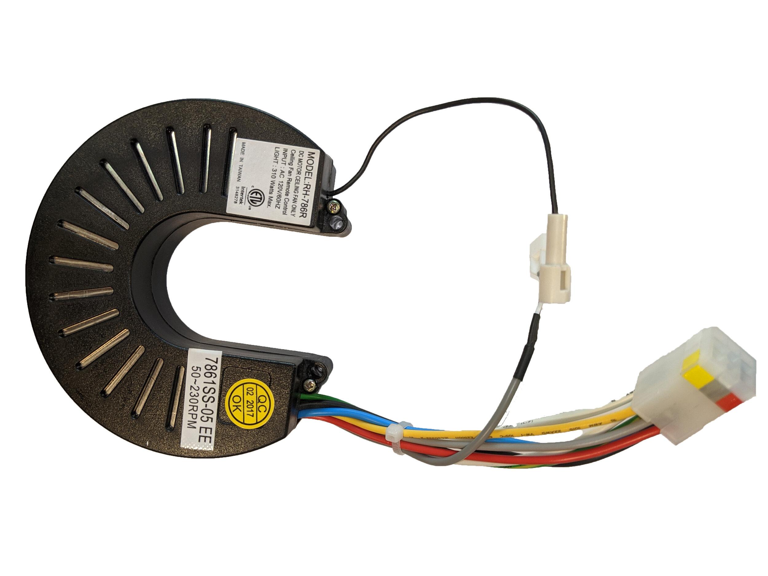 Dc Receiver Motor Controller Tal