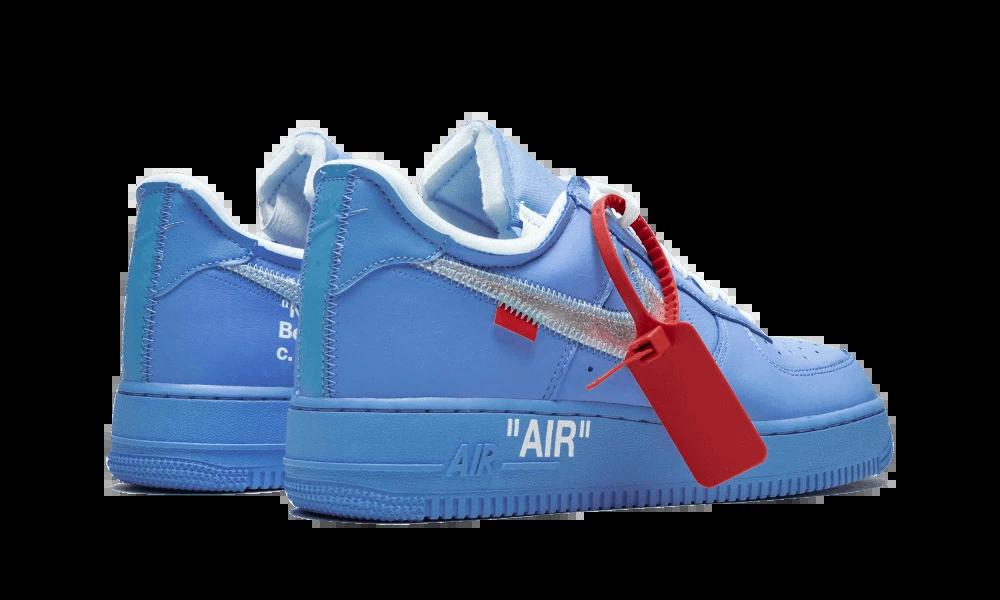 air force 1 off white blu