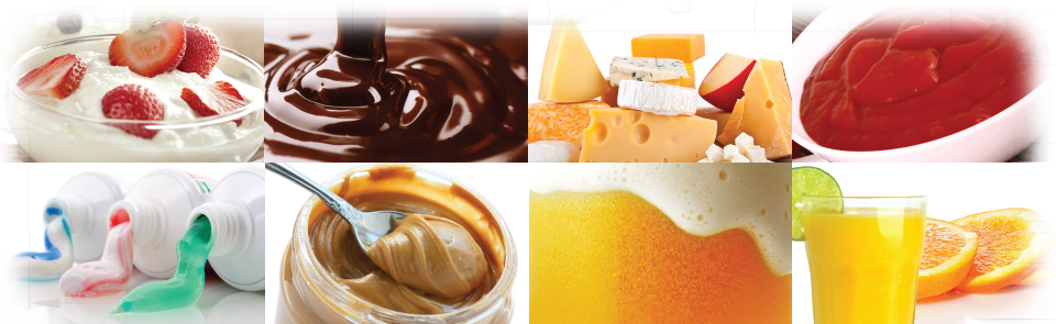 Applications   Axiflow covers a wide range of challenging applications, and we welcome the opportunity to discuss your specific process needs. Whether it's pumping chocolate, nut butter, yogurt, brewers yeast, toothpaste, shampoo, condiments, or just cleaning a line with CIP solution, Axiflow has you covered!   Follow the link below to see some of these specific applications and products we handle.