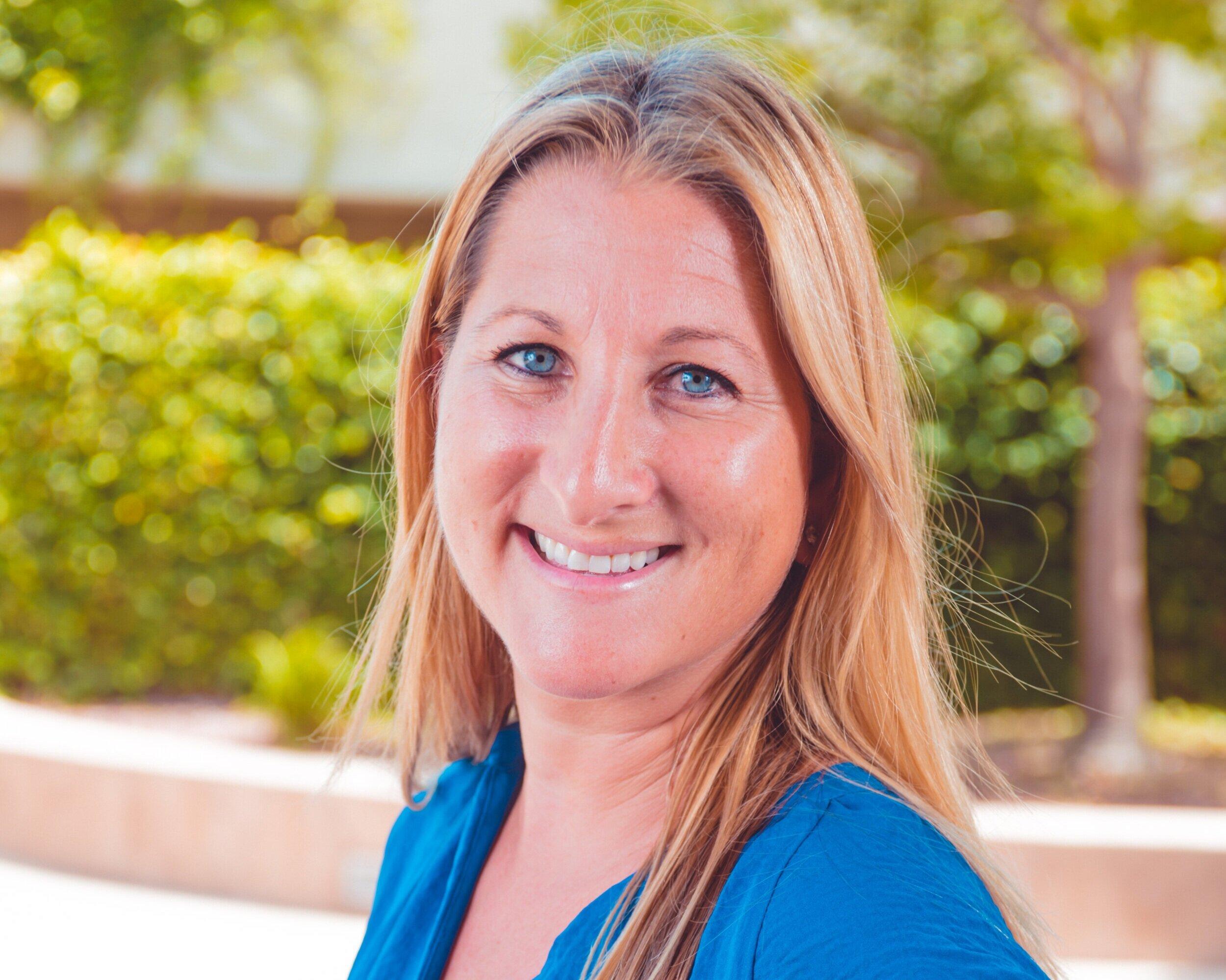 Rachelle Jagolinzer Director of Advancement