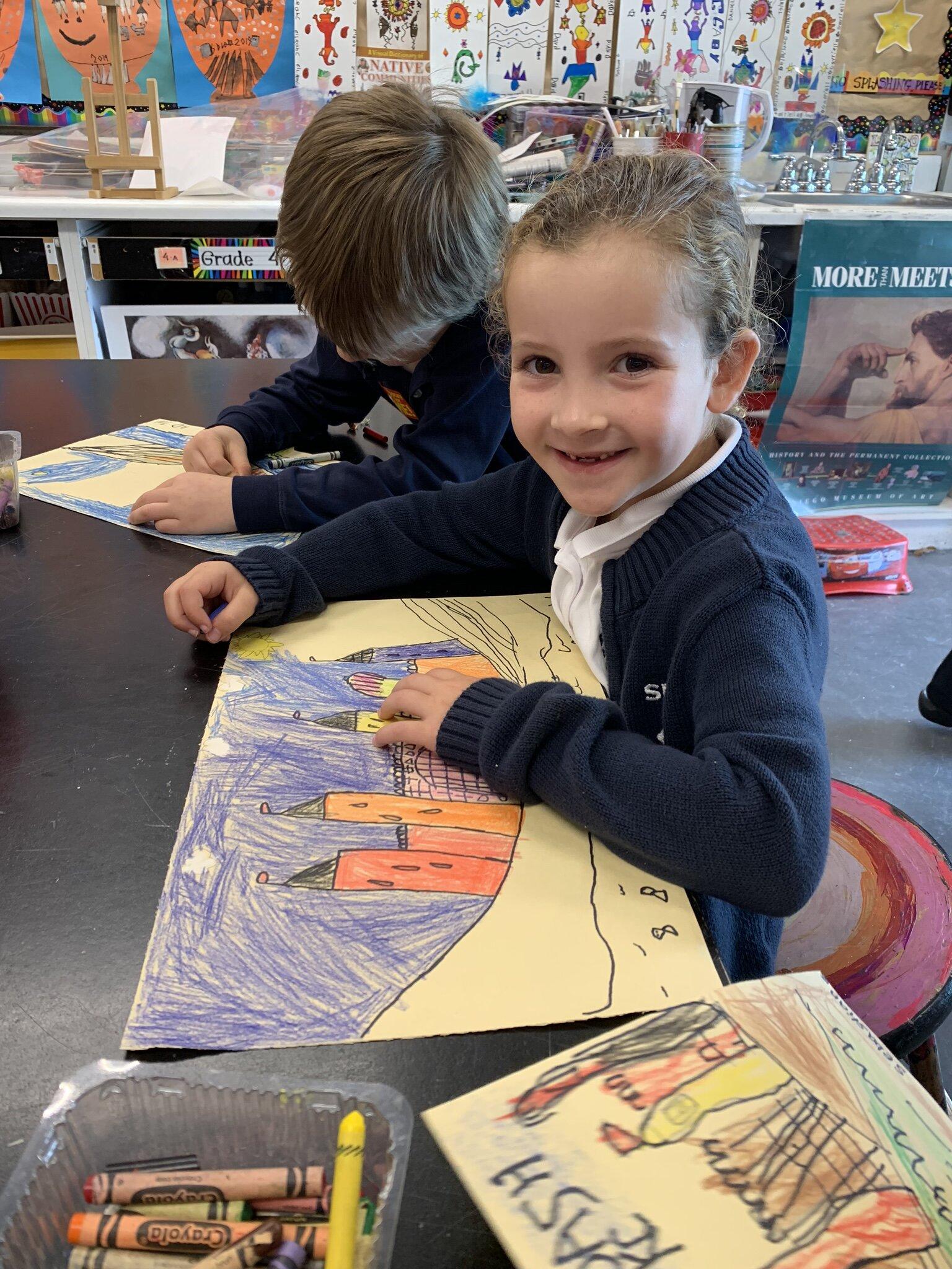 果尔达梅厄小学-幼儿园到5年级