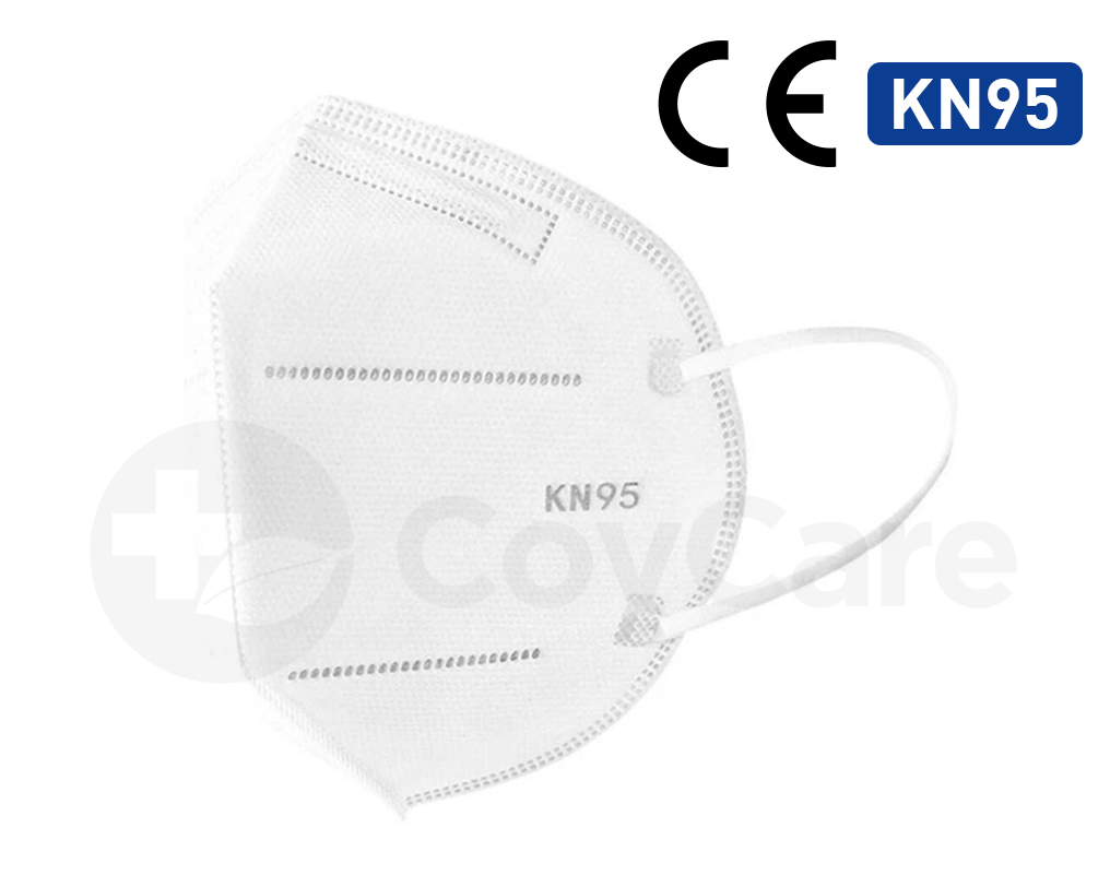 [Pack of 50] Certified KN95 Face Masks For Sale Online