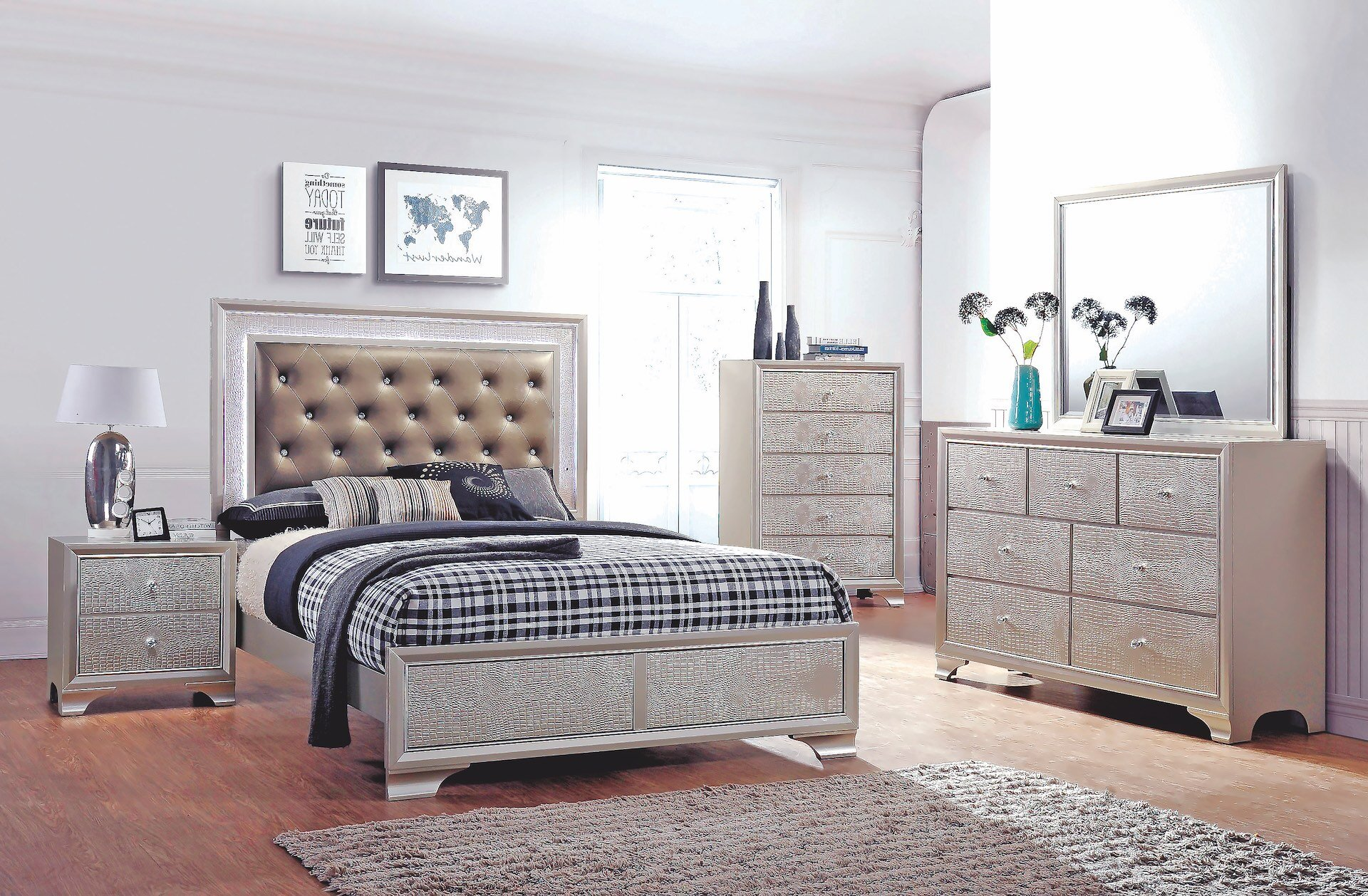 3 Piece Queen Riviera Bedroom Daniels Furniture Cleveland Bedford Euclid Garfield Heights Maple Heights Richmond Heights Furniture Store Mattress Store