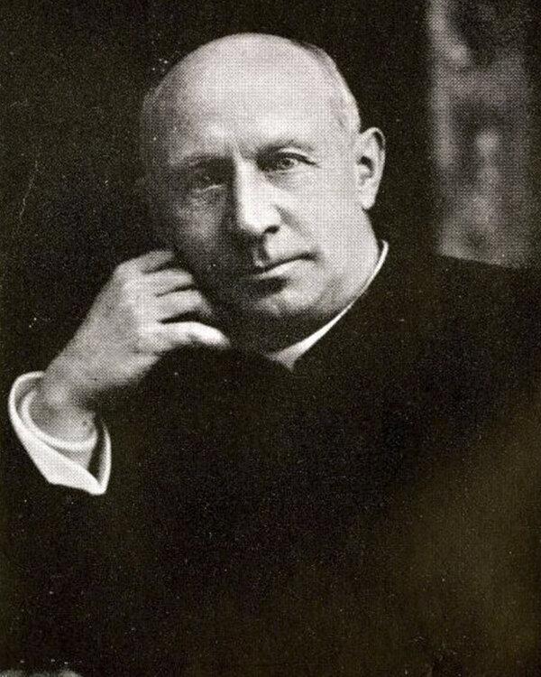 Reverend Gerard H. Huntman 1898 - 1924
