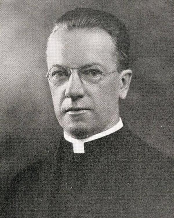 Reverend Francis X.E. Albert 1928 - 1940
