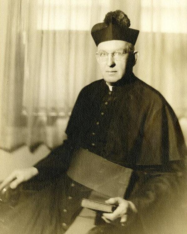 Monsignor George A. Kreidel 1940-1946