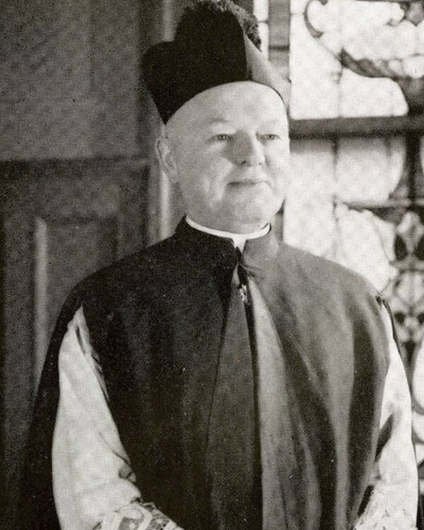 Monsignor Joseph M. Walsh 1946 - 1950