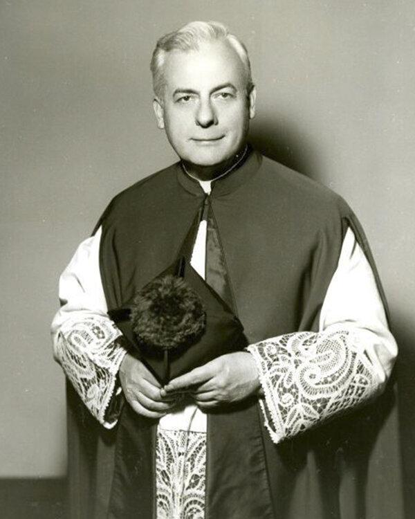 Monsignor Emil M. Kamora 1950 - 1971