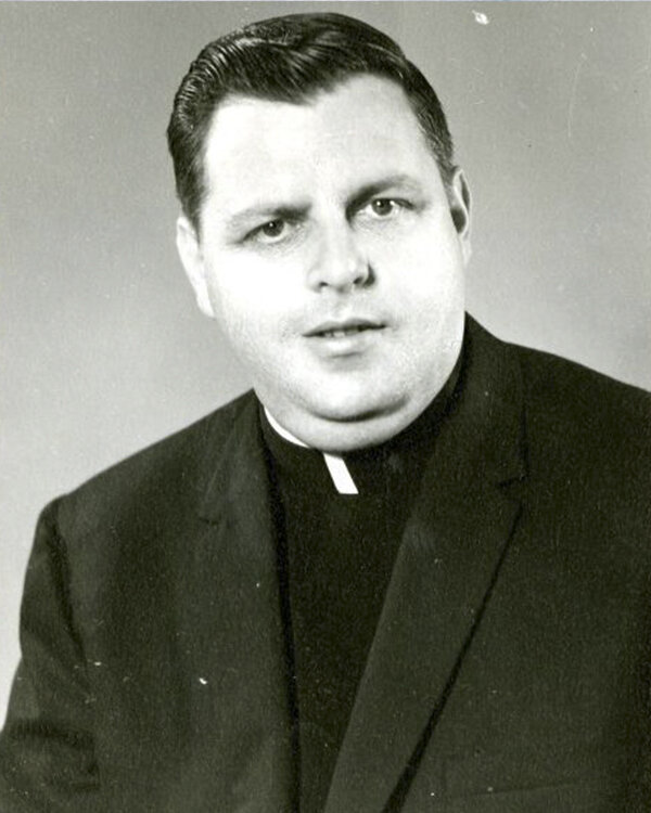Monsignor Edwin C. Koenig 1972 - 1982