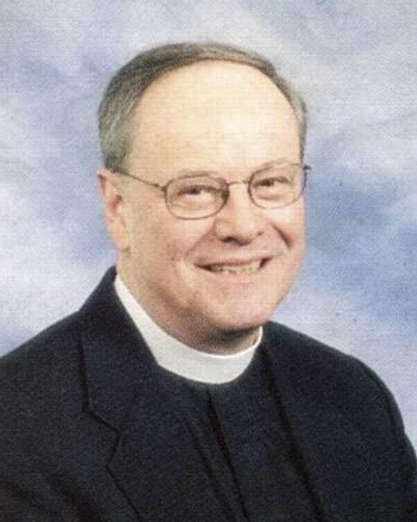 Monsignor Howard W. Calkins 1982 - 1997