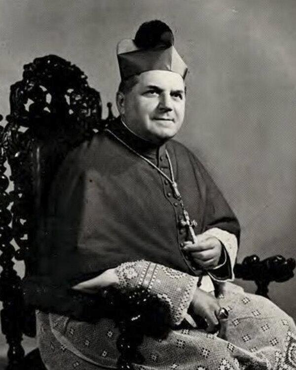 His Excellency Most Reverend Joseph F. Rummel 1924 - 1928