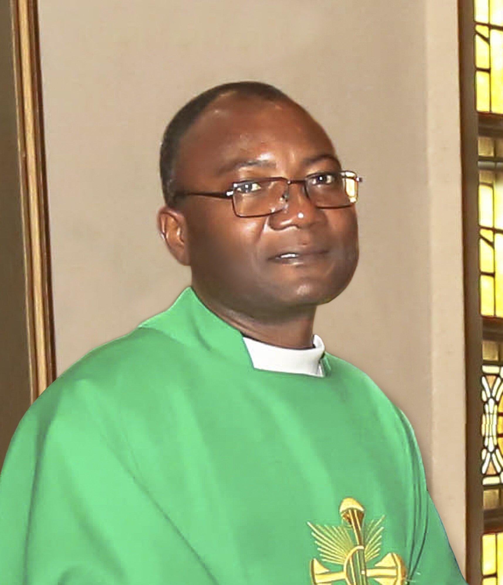 Reverend Joseph Kinda 2019 - present