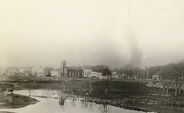 St. Joseph's of the Holy Family in the 1860s