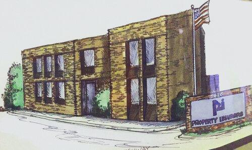 专业保险公司大楼1981-1986