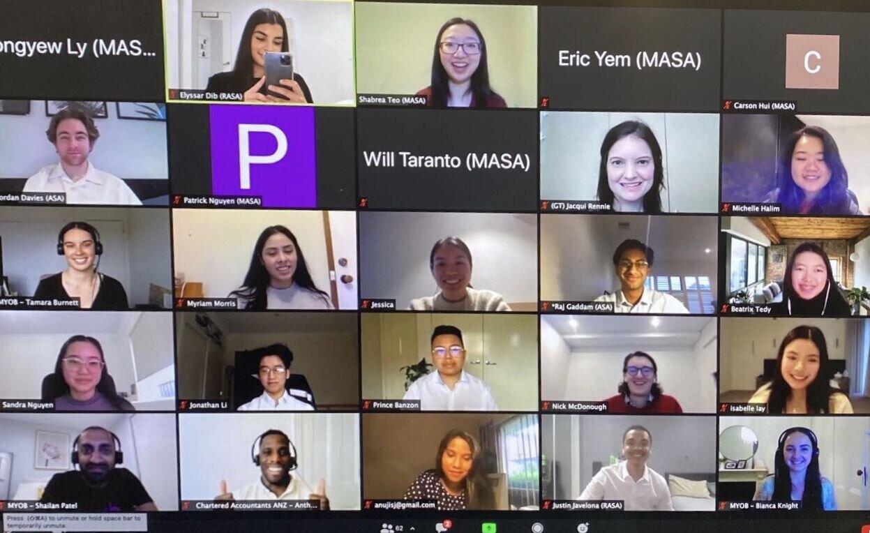 与ASA会员见面——有机会与有才华的学生建立强有力的联系,他们可能有兴趣在未来为您工作.