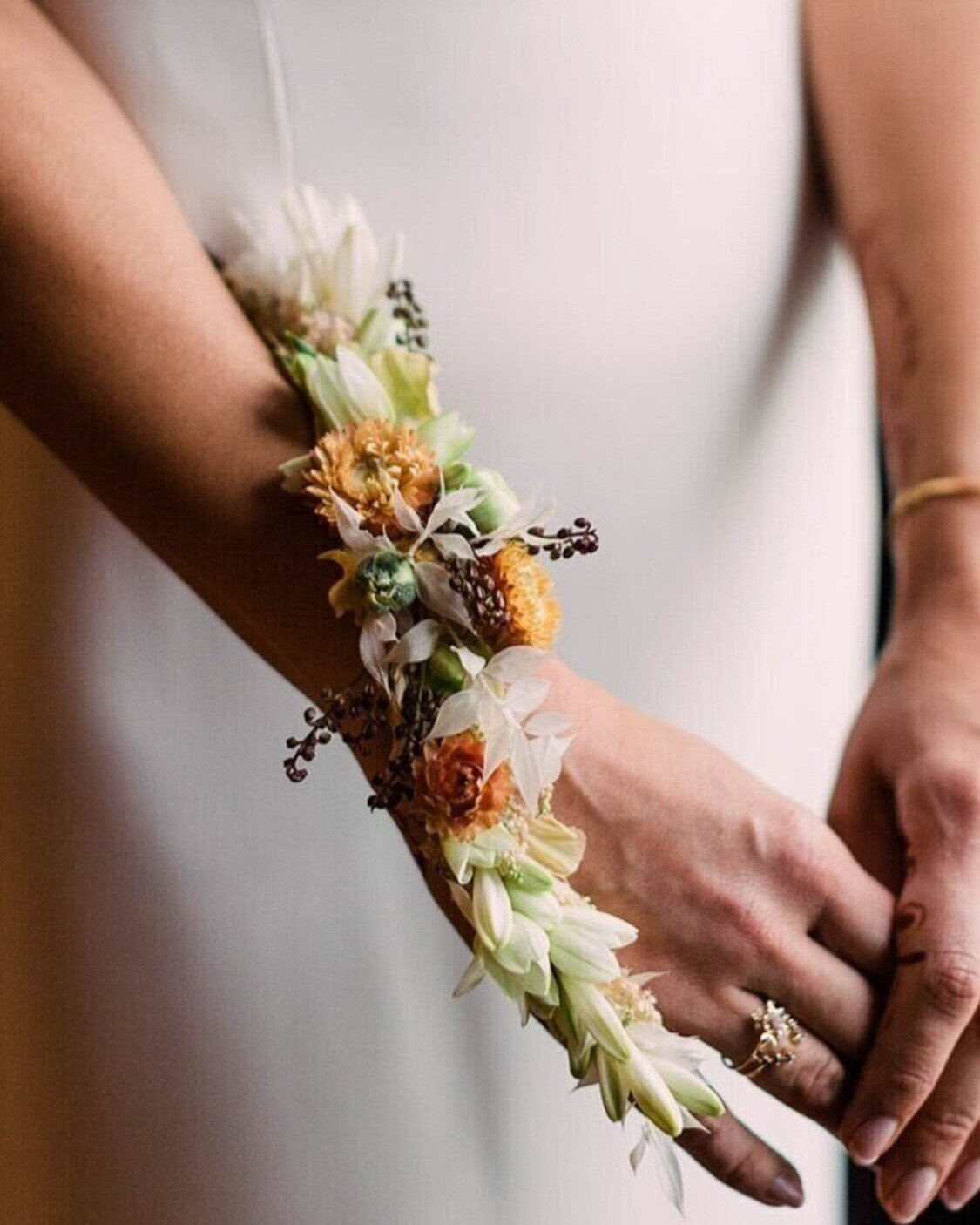 WEDDINGS  - Bridal Bouquets, Boutonnieres, Centerpieces, Custom Wearables, Statement Installations…We can bring any floral vision to life.Now booking for 2021 & 2022! Limited availability.