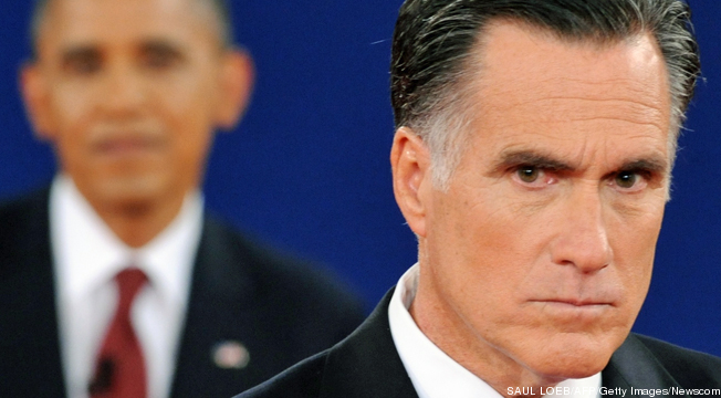Did someone get under your skin, Mitt?