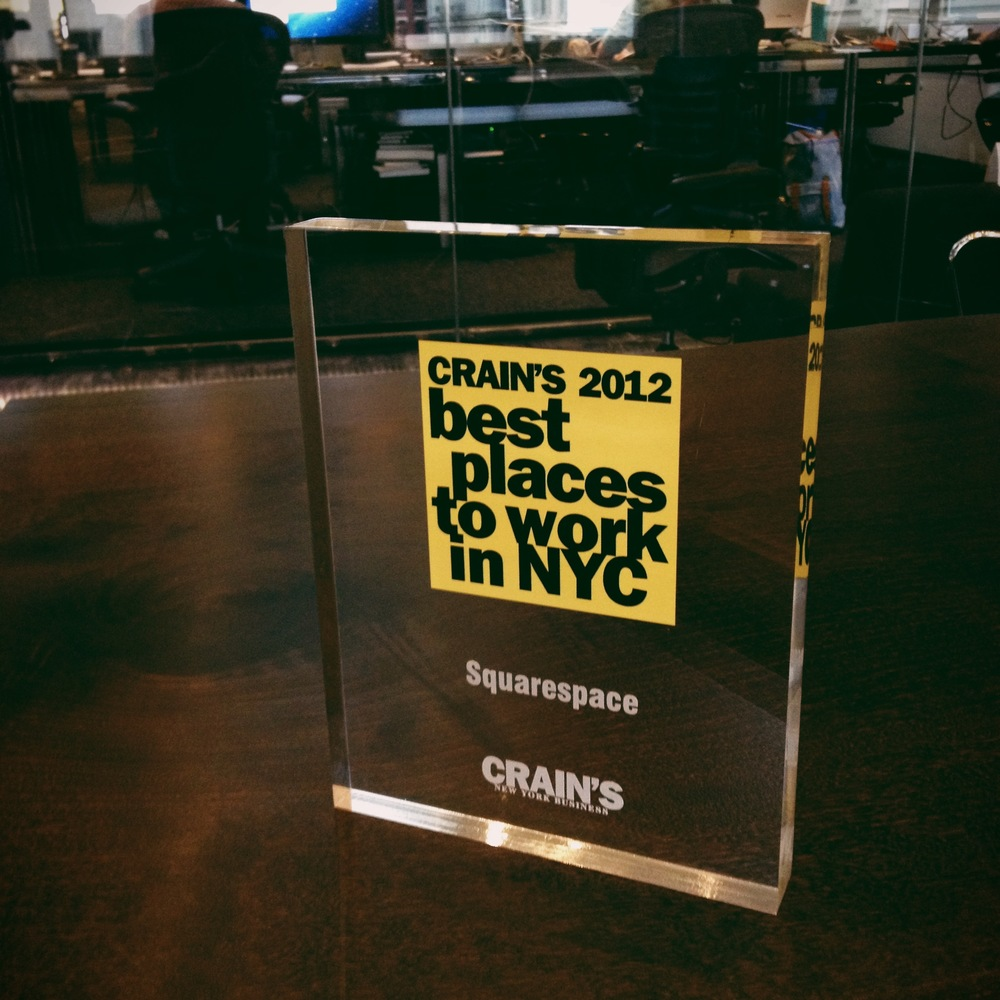 The 2nd Best Place to Work in New York City