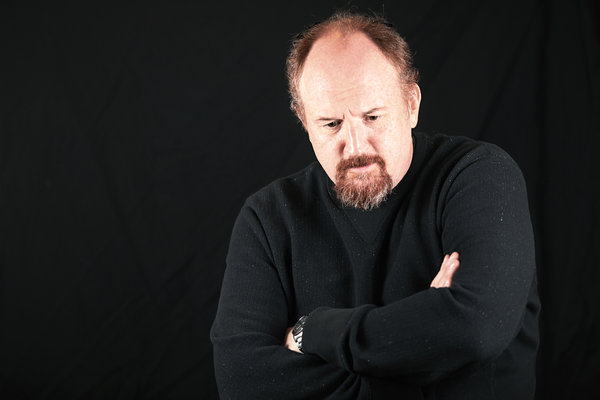 The Joke's on Louis C.K.