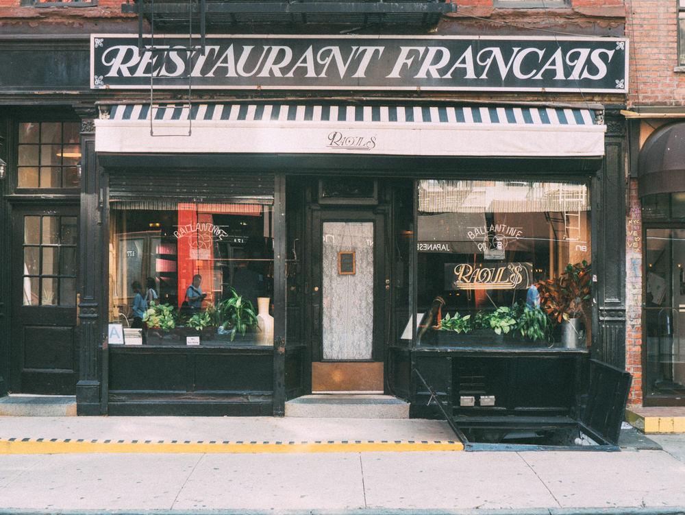 Restaurant on Prince Street
