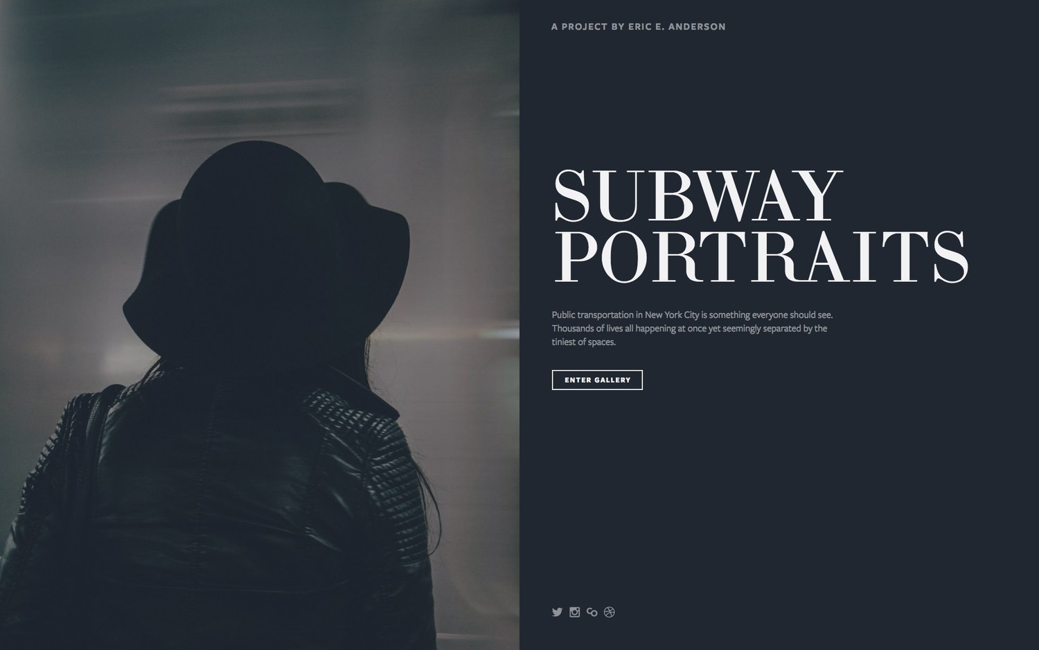 Using Squarespace Cover Pages for Your Photography Portfolio