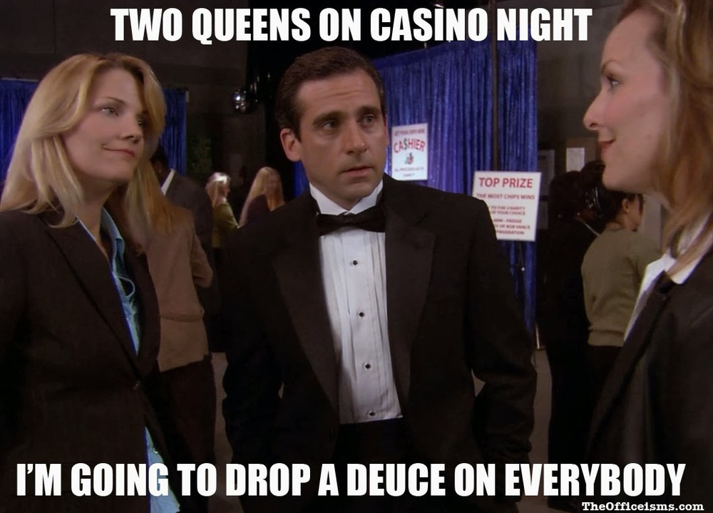 Office casino night quotes prairies edge casino