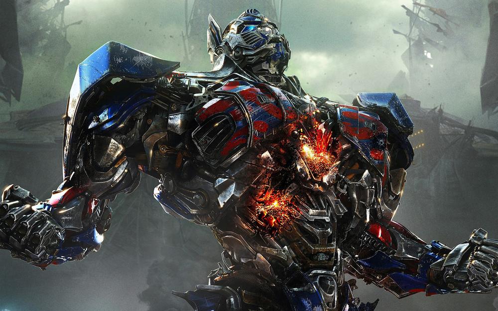 Optimus Prime in Transformers: Age of Extinction / via Paramount