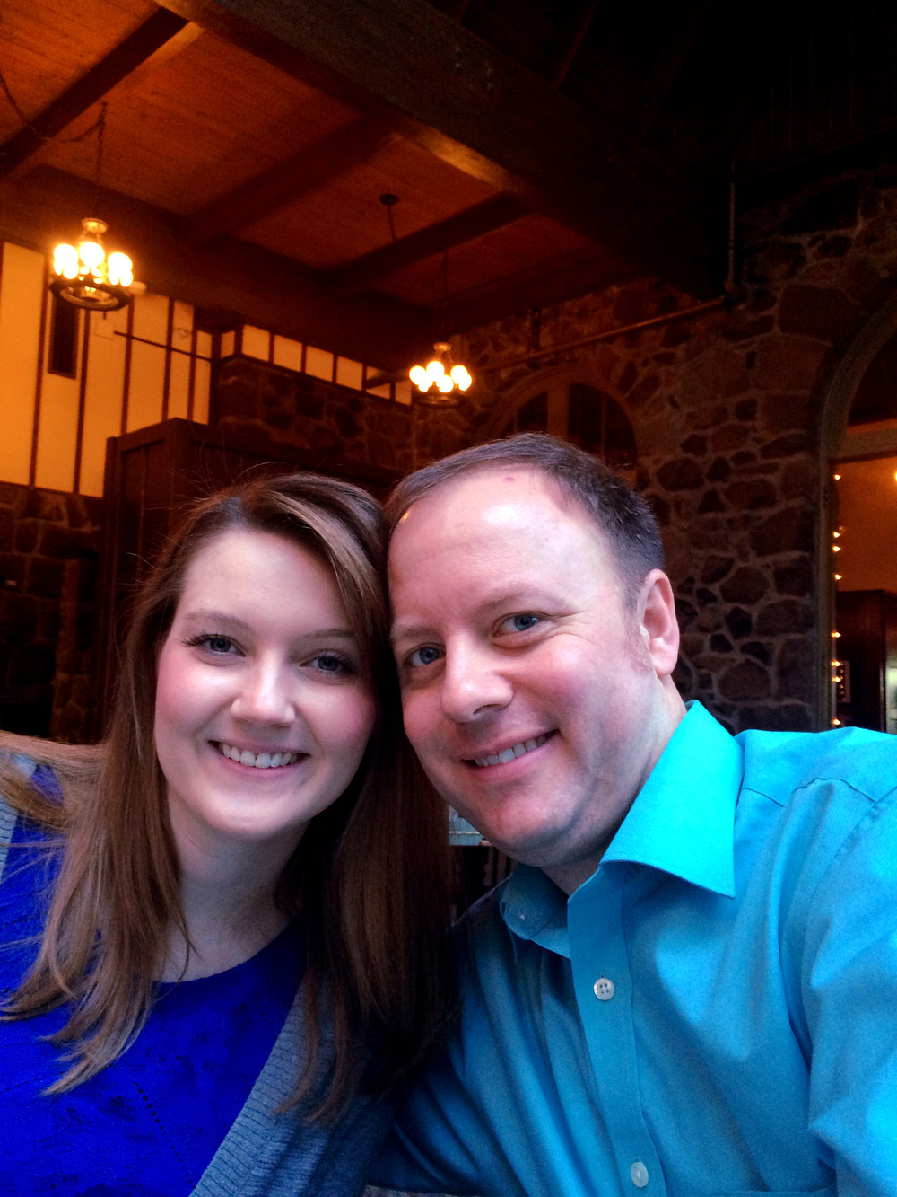 We had a lovely brunch in the Multnomah Restaurant. March 1st, 2015