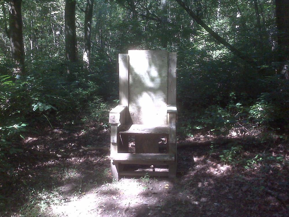 If Jason had a throne...