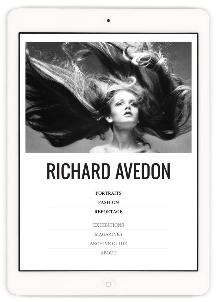 Images via The Richard Avedon Foundation