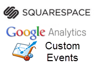 Tracking Clicks in Squarespace with Google Analytics Custom Events