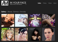 Squarespace Designer Spotlight: In Your Face