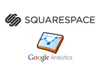 Google Analytics and Squarespact