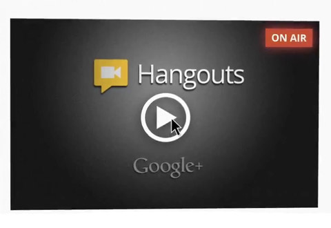 Google+ Hangout features