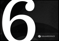 Squarespace 6 released on 7/17