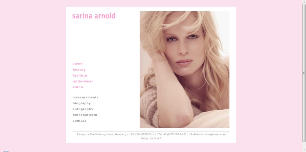 Sarina Arnold