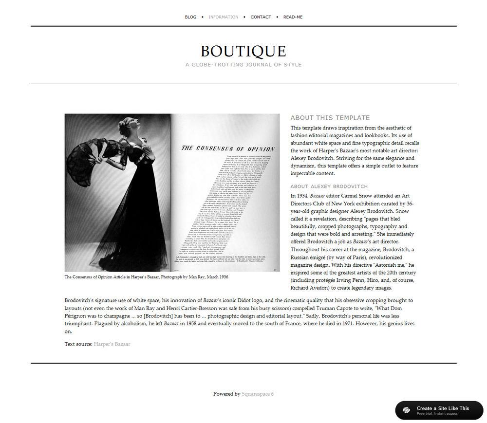 boutique. Black Bedroom Furniture Sets. Home Design Ideas