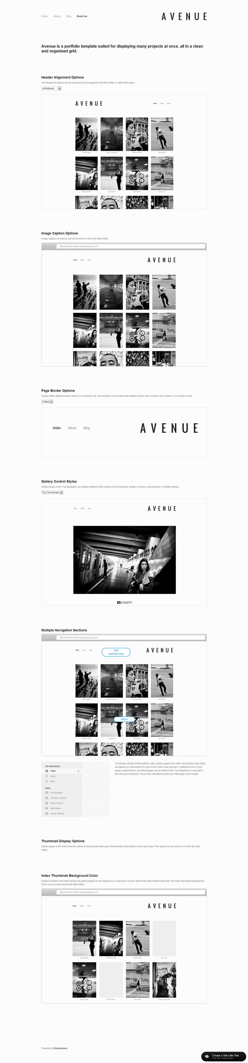 avenue read. Black Bedroom Furniture Sets. Home Design Ideas