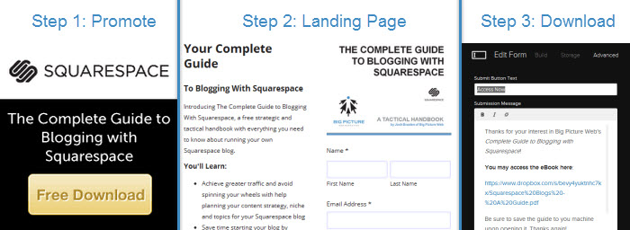 Follow these steps to integrate your email plan with your website if you use Squarespace.