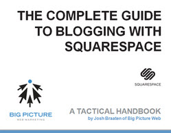The Complete Guide to Blogging with Squarespace.