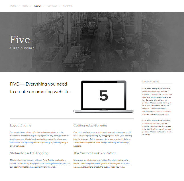 Squarespace Templates  Your Guide to Planning Squarespace Design   Big 5TVNSQt9