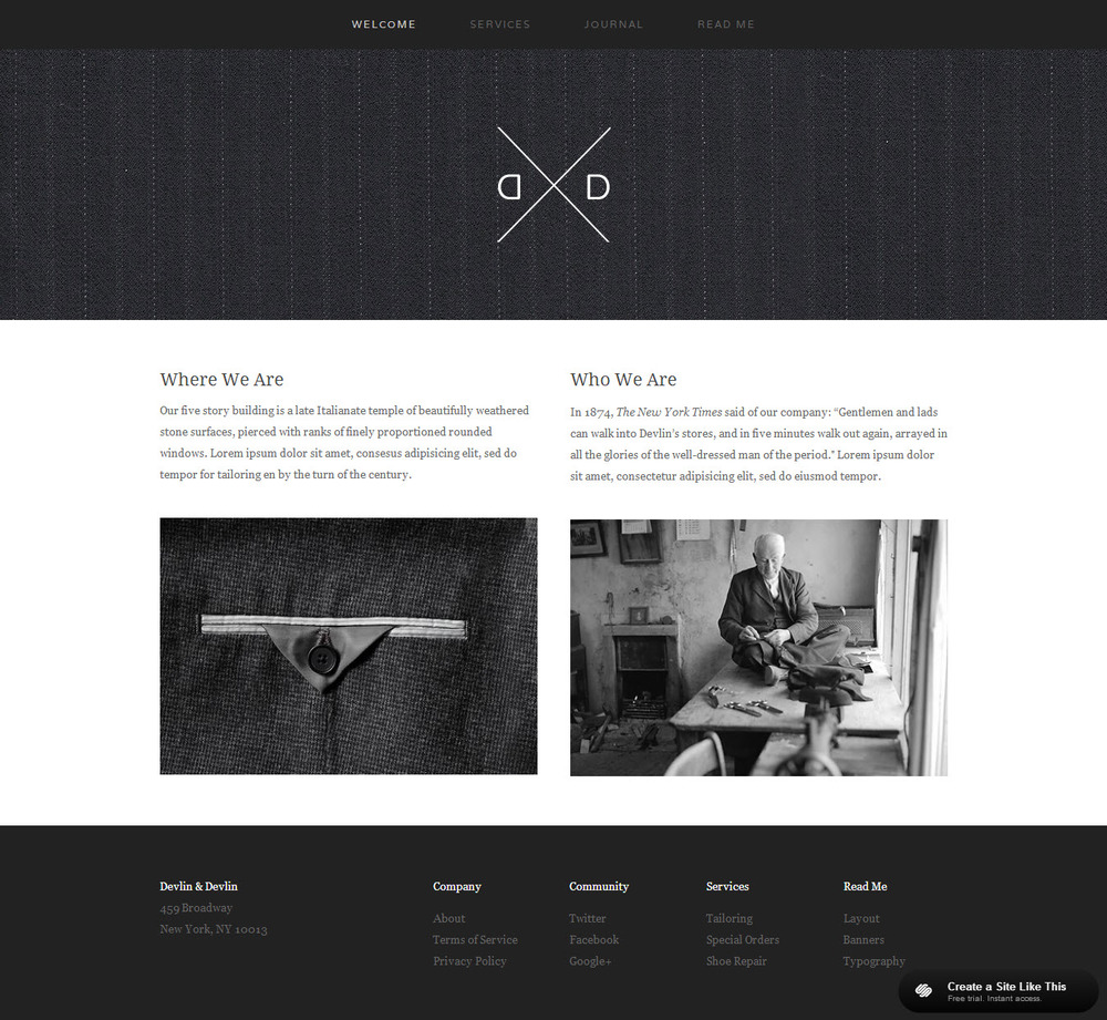 best squarespace template for blog - squarespace templates sadamatsu hp