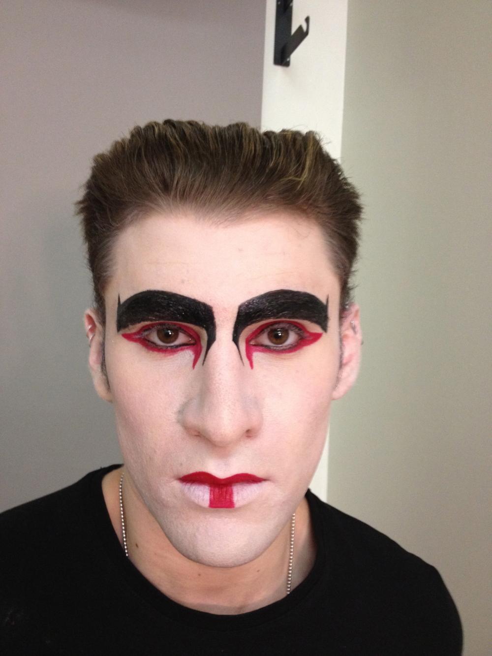 Playing with Kabuki