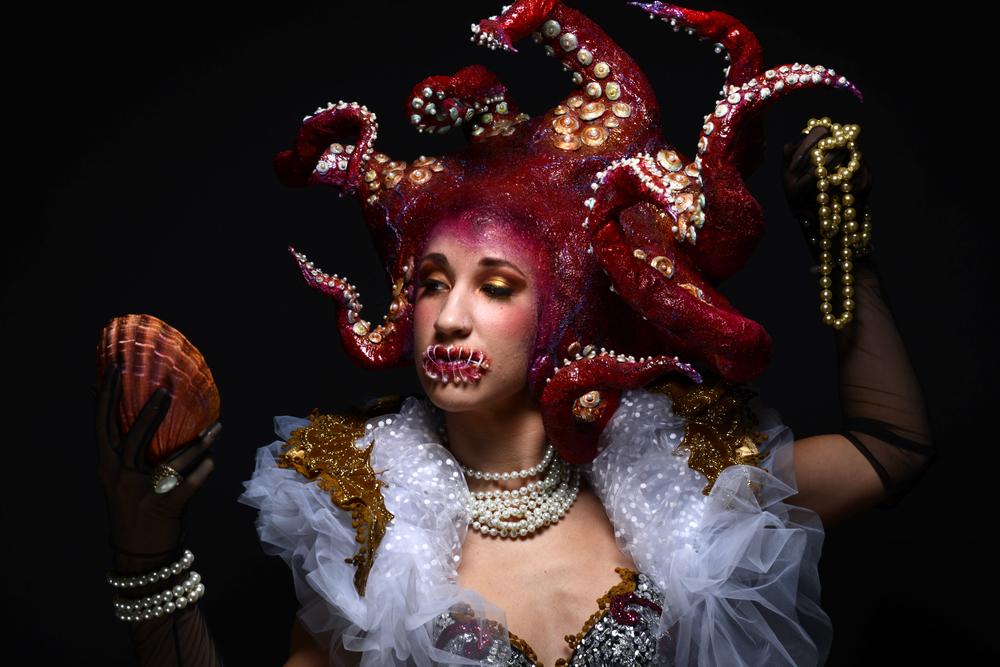 Lady Octopus
